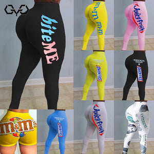Candy Color Leggings - Ah'riyah's Closet