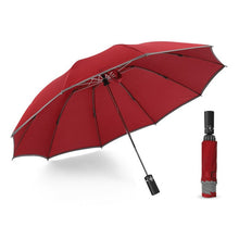 Load image into Gallery viewer, Foldable Automatic Umbrella - Ah'riyah's Closet