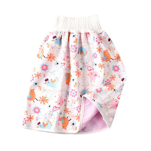 Diaper Skirt Shorts 2 in 1 - Ah'riyah's Closet