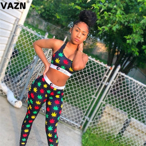 Ethika Two Piece (Long Pants & Sleeve ) - Ah'riyah's Closet