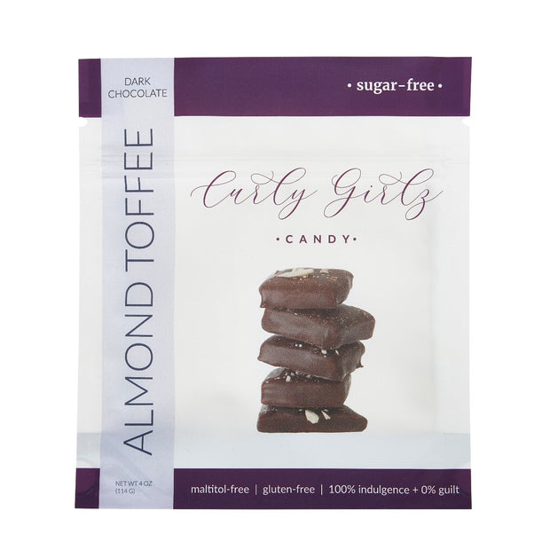 Almond Toffee 1