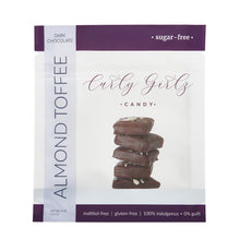 Load image into Gallery viewer, Almond Toffee - Curly Girlz Candy Inc