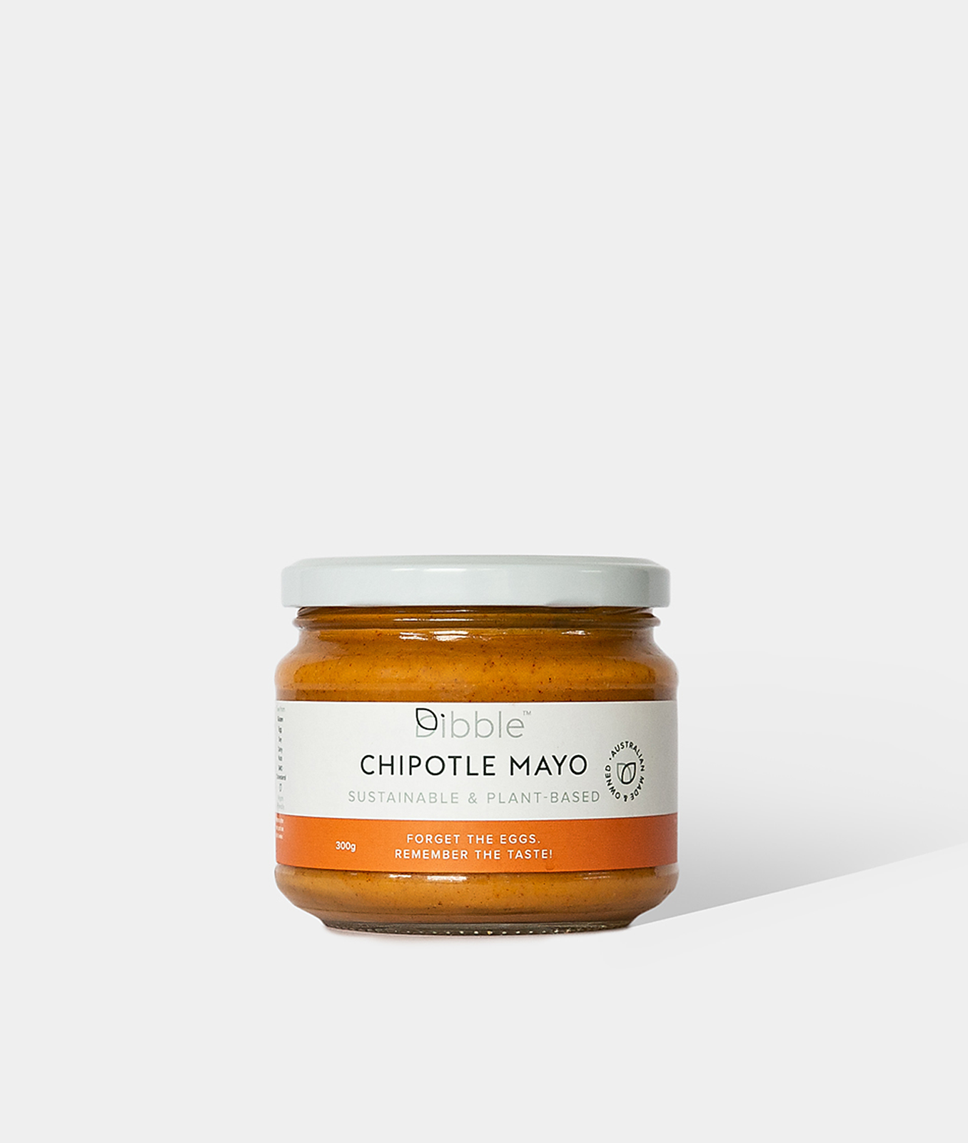 Sustainable Plant Based Chipotle Mayo By Dibble Part Parcel