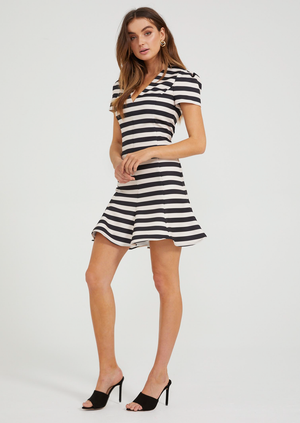 Cooper St Horizon Fit & Flare Dress