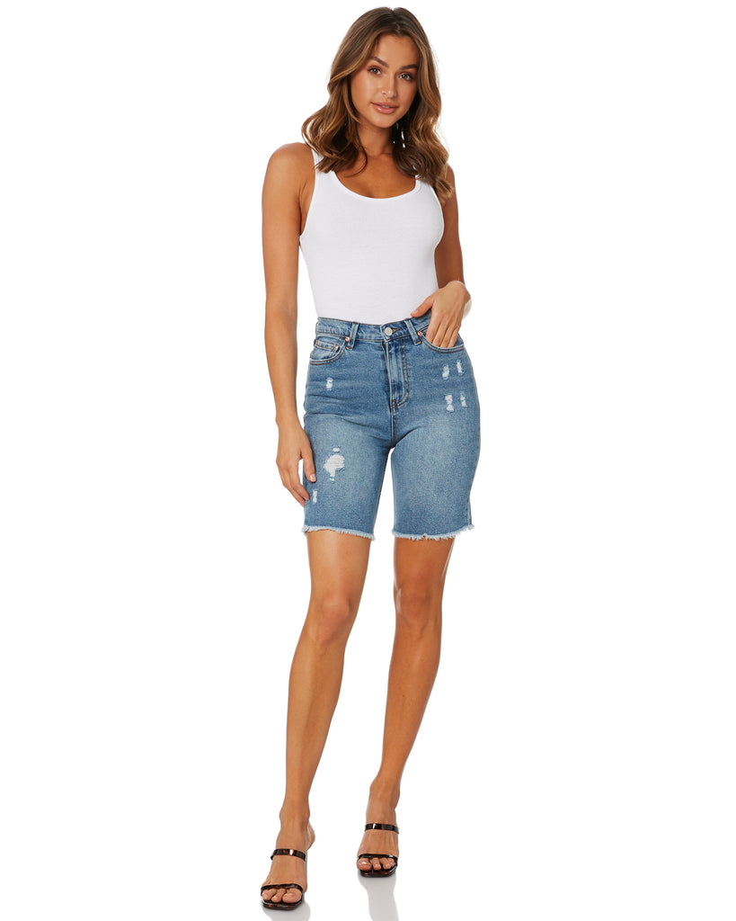Res Denim Gabriella Short