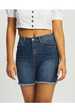 Rusty All Day Long Denim Short