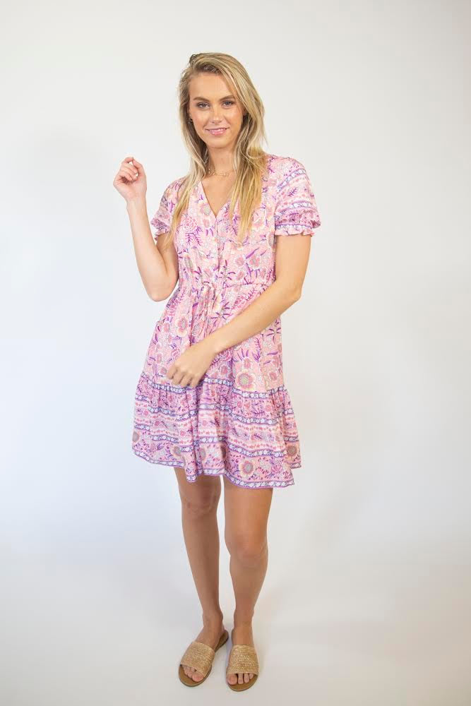 Aria Chicago Boho Dress