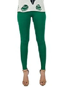 Rainbow Leggings Maxxstocks Western Wear ( Dark Green )