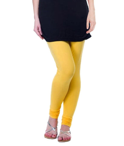 Rainbow Leggings Maxxstocks Western Wear ( Yellow )