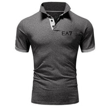 Load image into Gallery viewer, 2019 Brand Clothing Men Polo Shirt Men Business Casual Solid Male Polo Shirt Short Sleeve High Quality Men Clothing - 4allshoppers