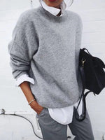 Crew Neck Casual Shirts & Tops
