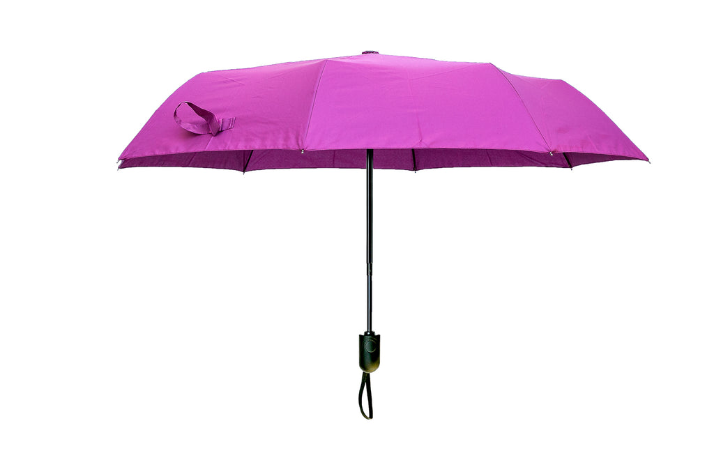 Smart Wind Reflex Umbrella - BURGUNDY