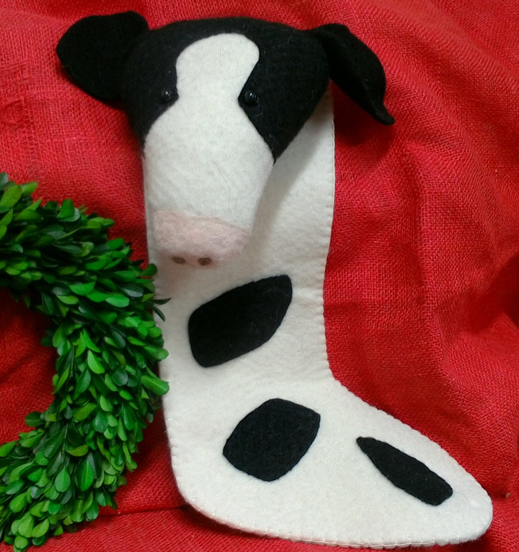 Cow Stocking