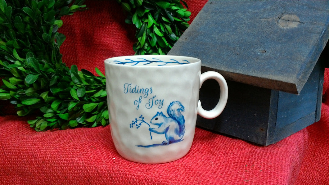 Tidings of Joy Mug