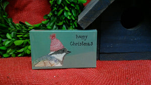 Happy Christmas Safety Matches