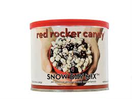 Red Rocker Peppermint Blast Pretzel Mix - Small