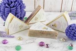 Lavender Honey Whole Milk Soap