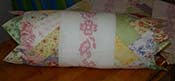 Free Bolster End Pattern