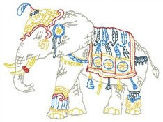 Free Elephant Walk Design