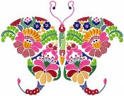 Free Hungarian Butterfly Design