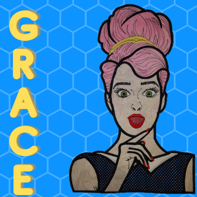 Pop Art - Grace