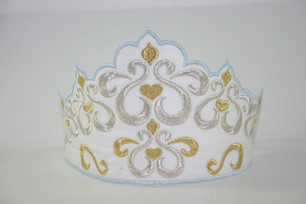 In The Hoop Tiaras
