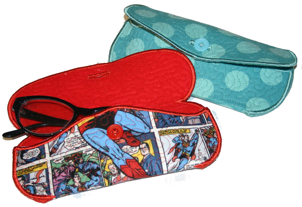 In The Hoop Glasses Case