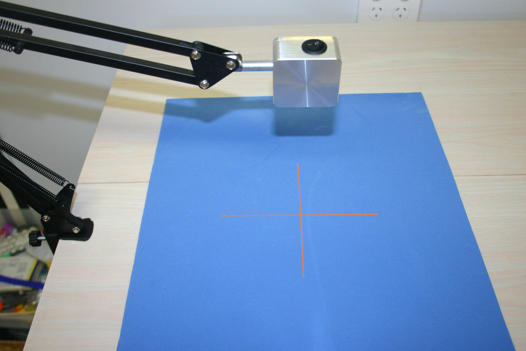 PLAD (Precision Laser Alignment Device)
