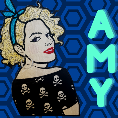 Pop Art - Amy