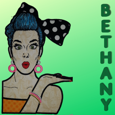 Pop Art - Bethany