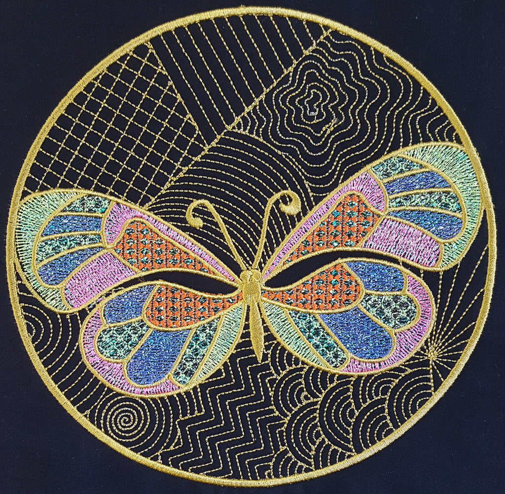 Butterfly Circles