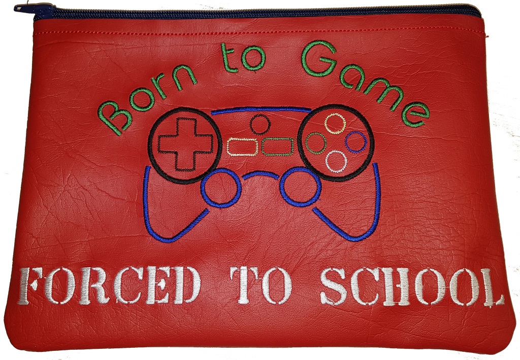 Back to School Gamer Pouch