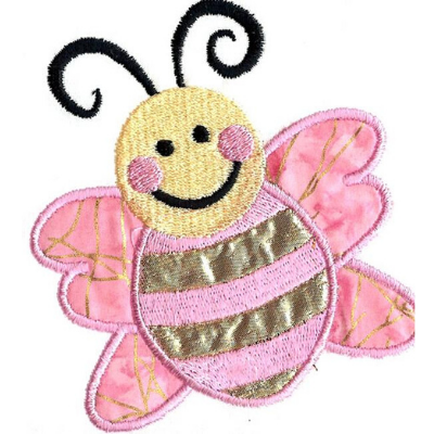 Beautiful Bugs Applique Mini Collection
