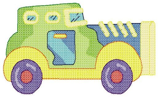 Cross Stitch Transport
