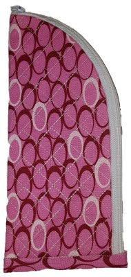 In The Hoop Curved Zip Pencil Case