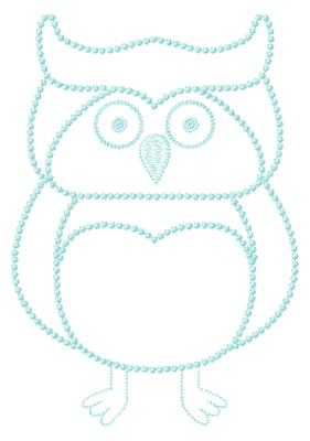 Candlewick Owls