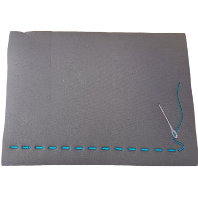 Embroidered Mouse Mat Kit