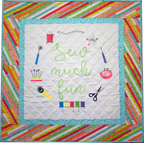 Sew Much Fun Wallhanging