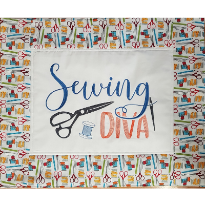 Sewing Diva Wallhanging