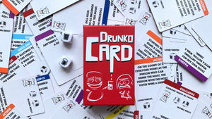 Drunko Card part game set