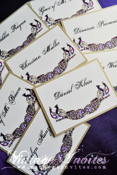 The Rachael Escort Cards & Place Cards