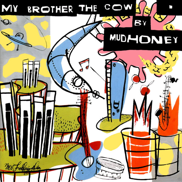 My Brother the Cow LP
