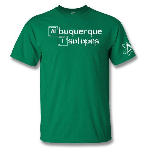 Albuquerque Isotopes Tee-Element