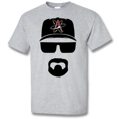 Albuquerque Isotopes Tee-The GoaTee