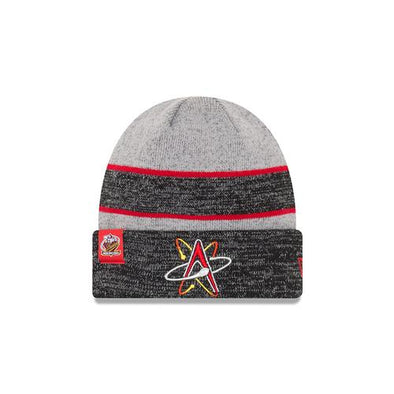Albuquerque Isotopes Beanie-On-field