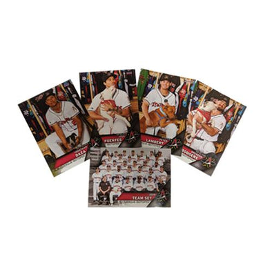 Albuquerque Isotopes Card Set-2019 Team