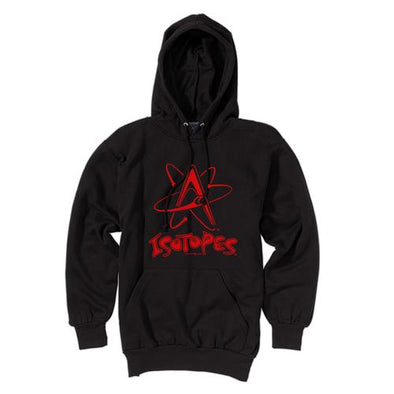 Albuquerque Isotopes Sweatshirt-Comfort Black