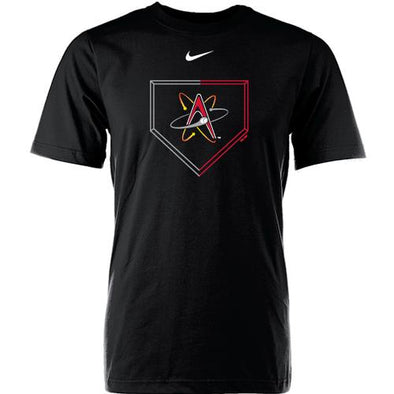 Albuquerque Isotopes Tee-Yth Core Black 271