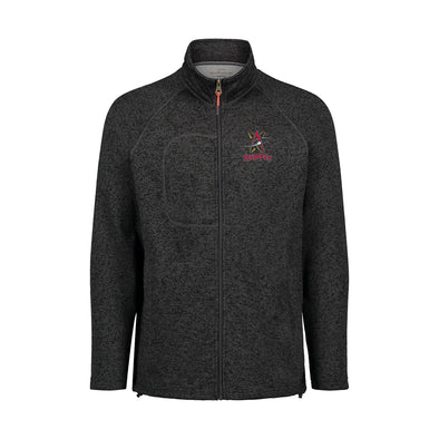 Albuquerque Isotopes Jacket-Sweaterfleece Full Zip