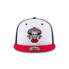 Albuquerque Isotopes Hat-Mariachis Red On-Field